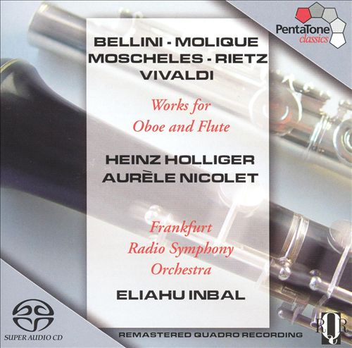 Works for Oboe and Flute