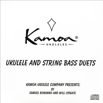 Ukulele and String Bass Duets