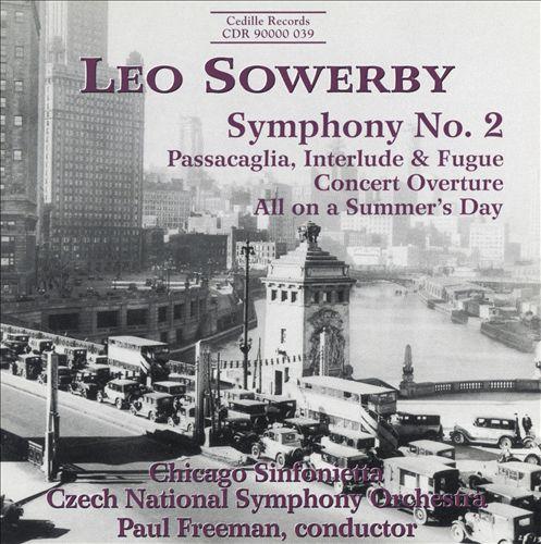 Leo Sowerby: Symphony No. 2