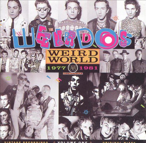 Weird World, Vol. 1