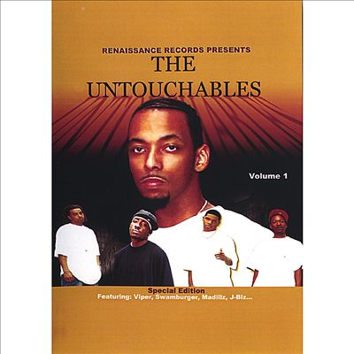 Renaissance Records Presents: The Untouchables Mixtape, Vol.1