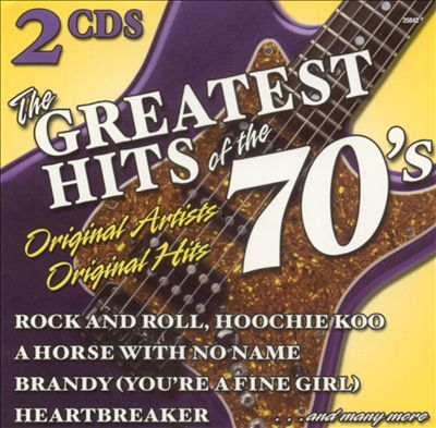 The Greatest Hits of the 70's [Platinum 2003 #2]