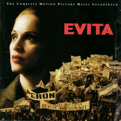 Evita [Motion Picture Music Soundtrack]
