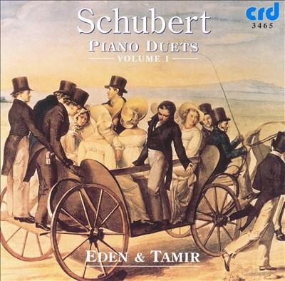 Schubert: Piano Duets Vol.1