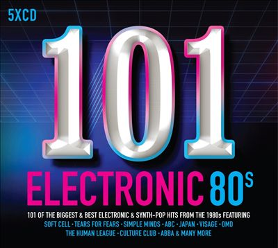 101 Electronic '80s