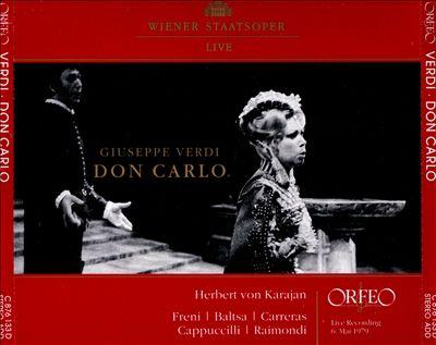 Verdi: Don Carlo [1979]