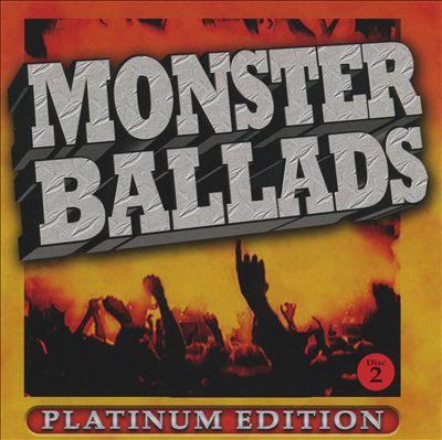 Monster Ballads: Platinum Edition Disc 2
