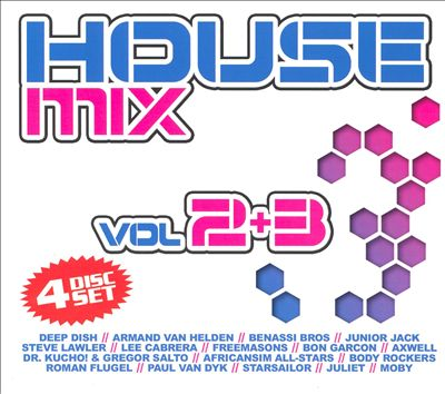 House Mix, Vol. 2-3