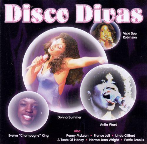 Disco Divas: Salute to the Ladies