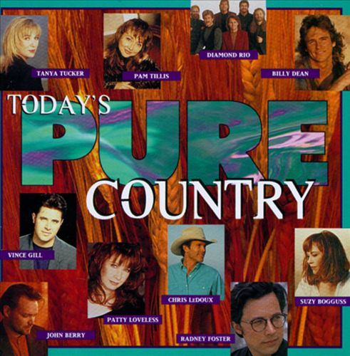 Today's Pure Country