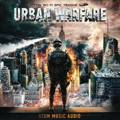 Urban Warfare: Action Sci-Fi Epic Tracks