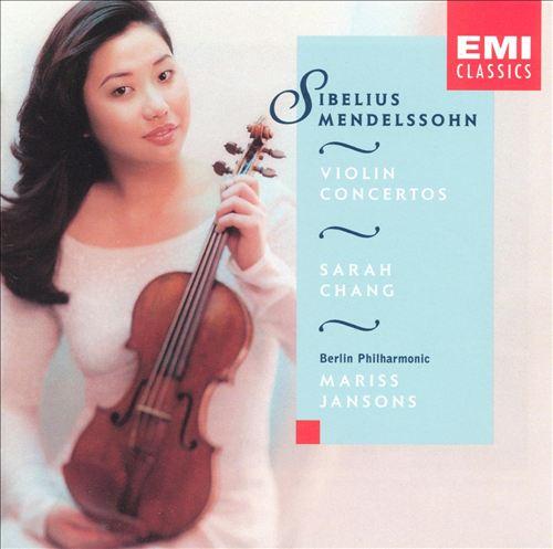Sibelius, Mendelssohn: Violin Concertos