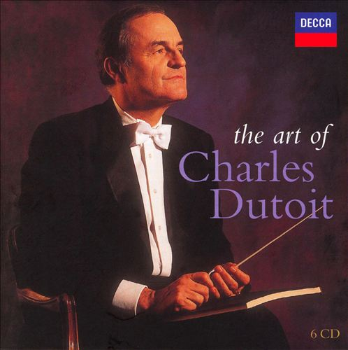 The Art of Charles Dutoit [Bonus DVD]
