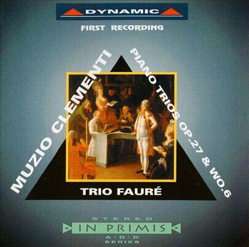 Clementi: Piano Trios