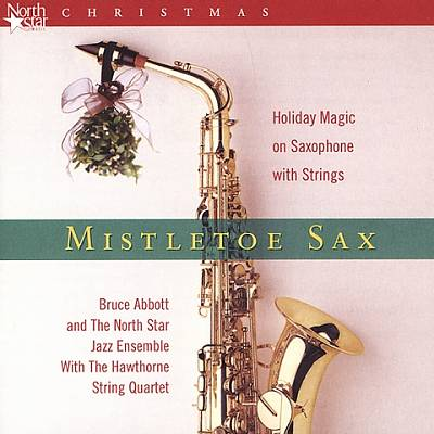 Mistletoe Sax