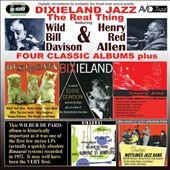 Dixieland Jazz: Four Classic Albums Plus