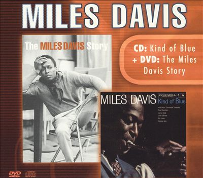 The Miles Davis Story/Kind of Blue [CD+DVD]