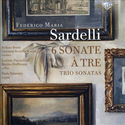 Sardelli: 6 Sonate à Tre