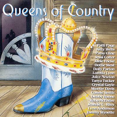 Queens of Country [GNP Crescendo]