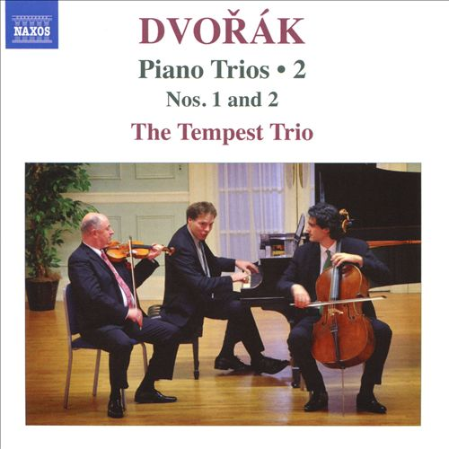 Dvorák: Piano Trios, Vol. 2