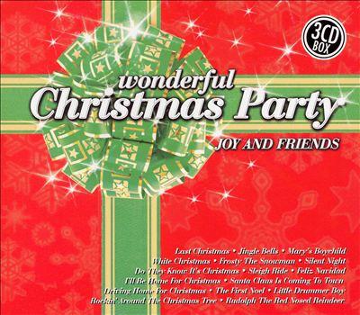 Wonderful Christmas Party
