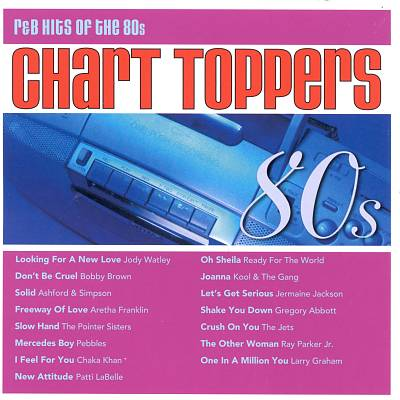 Chart Toppers: R&B Hits of the 80s
