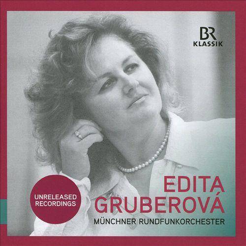 Great Singers Live: Edita Gruberová