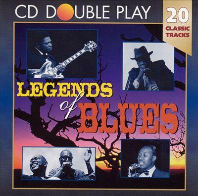 Legends of Blues [Intercontinental]