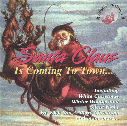 Santa Claus & Other Yuletide Favorites