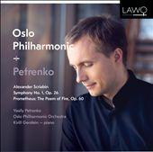 Alexander Scriabin: Symphony No. 1, Op. 26; Prometheus - The Poem of Fire