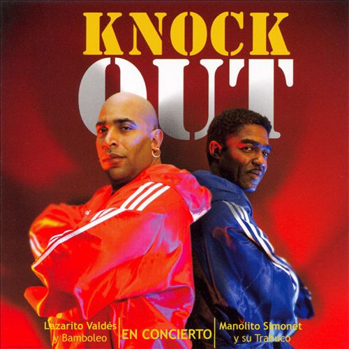 Knock Out [CD]