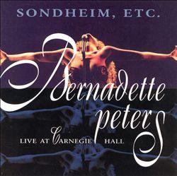 Sondheim, Etc.: Live at Carnegie Hall
