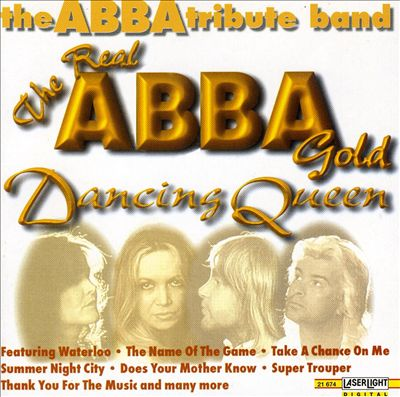 The Real ABBA Gold: Dancing Queen