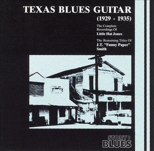 Texas Blues Guitar (1929-1935)