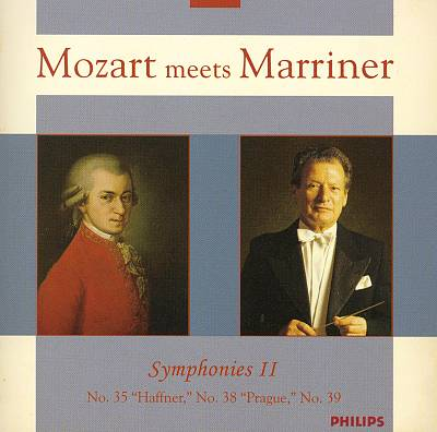 Mozart Meets Marriner: Symphonies, Vol. 2