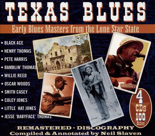 Texas Blues [JSP]