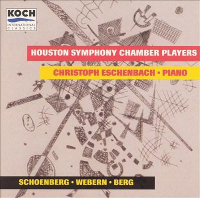 Schoenberg, Webern, Berg