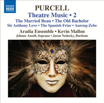 Purcell: Theatre Music, Vol. 2