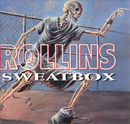 Sweatbox: Spoken Word 1987-1988 [Quarterstick]