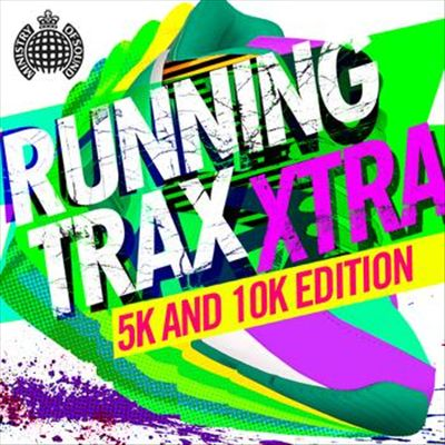 Running Trax Xtra: 5k and 10k Edition