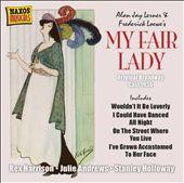 Loewe: My Fair Lady [Original Broadway Cast]