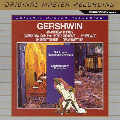 Gershwin: An American in Paria: Catfish Row; Promenade; Etc.