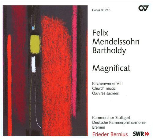 Felix Mendelssohn: Magnificat