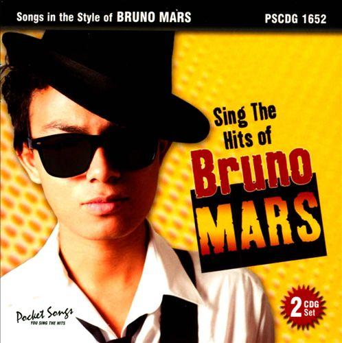 Karaoke: Sings the Hits of Bruno Mars