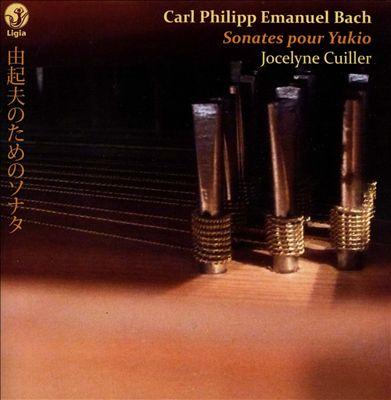 C.P.E. Bach - Sonatas for Yukio