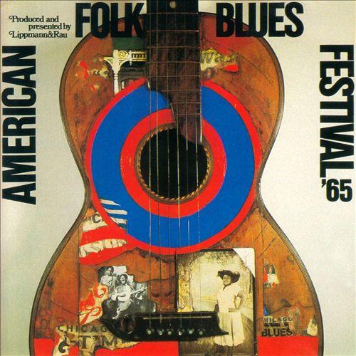 American Folk Blues Festival: 1965