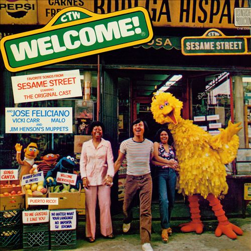 Sesame Street: Welcome!