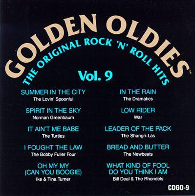 Golden Oldies, Vol. 9 [Original Sound 1989]