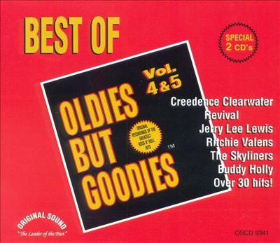 Oldies But Goodies, Vol. 4 & 5