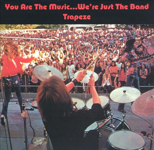 You Are the Music..We're Just the Band